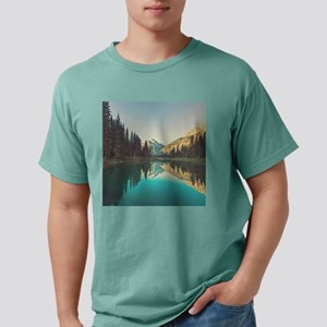 Glacier National Park Mens Comfort Colors Shirt