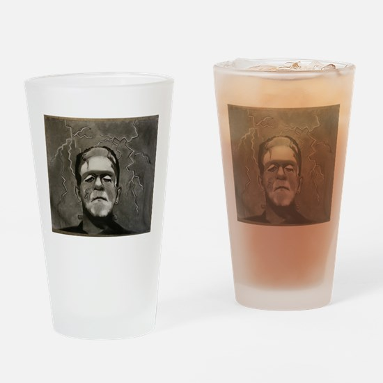 Frankenstein Drinking Glass