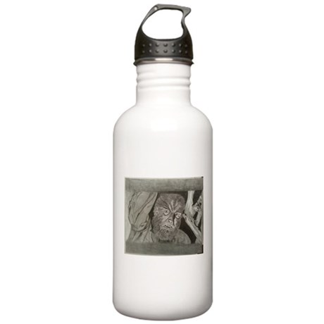 Wolfman Stainless Water Bottle 1.0L
