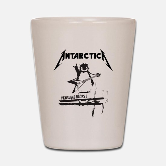 Antarctica Shot Glass