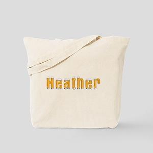 Heather Beer Tote Bag