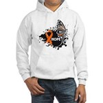Hope Multiple Sclerosis Hooded Sweatshirt