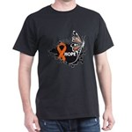 Hope Multiple Sclerosis Dark T-Shirt