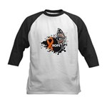 Hope Multiple Sclerosis Kids Baseball Jersey