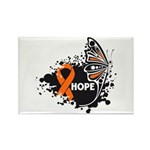 Hope Multiple Sclerosis Rectangle Magnet (100 pack