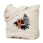 Hope Multiple Sclerosis Tote Bag