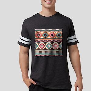 Native Pattern Mens Football Shirt