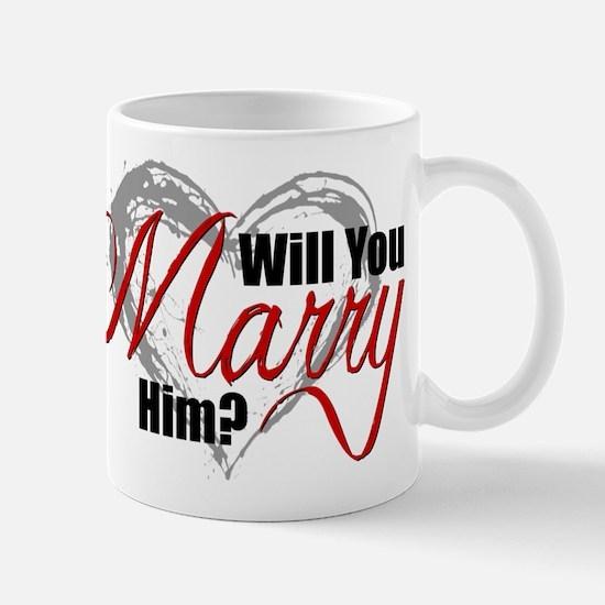 Will You Marry Him? Mug