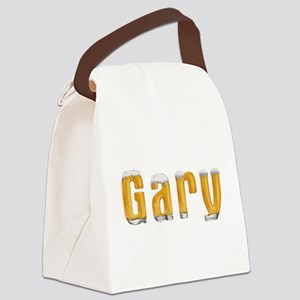 Gary Beer Canvas Lunch Bag