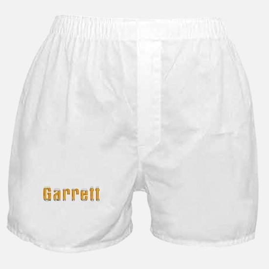 Garrett Beer Boxer Shorts