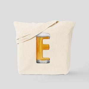 E Beer Tote Bag