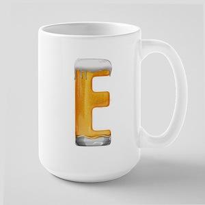 E Beer Large Mug