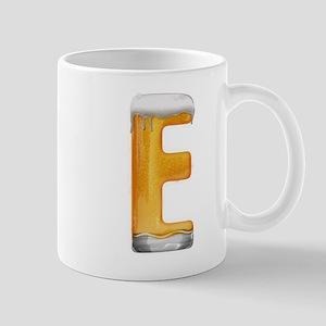 E Beer Mug