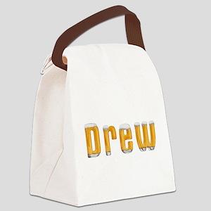 Drew Beer Canvas Lunch Bag