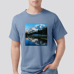 Mt. Rainier Mens Comfort Colors Shirt
