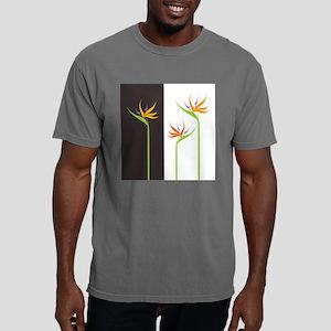 Bird of Paradise Flowers Mens Comfort Colors Shirt