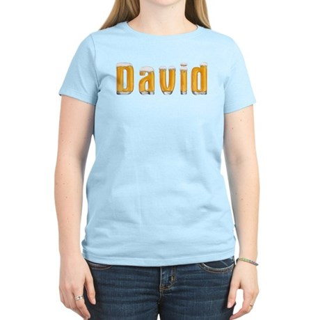 David Beer Women's Light T-Shirt