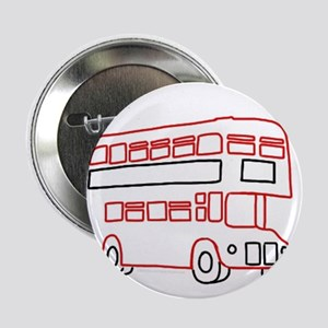"London Bus 2.25"" Button"