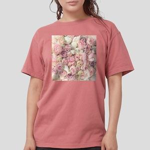 Roses Womens Comfort Colors Shirt