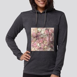 Roses Womens Hooded Shirt