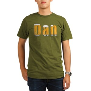 43333f09edd Dan The Man Men s Organic Classic T-Shirts - CafePress