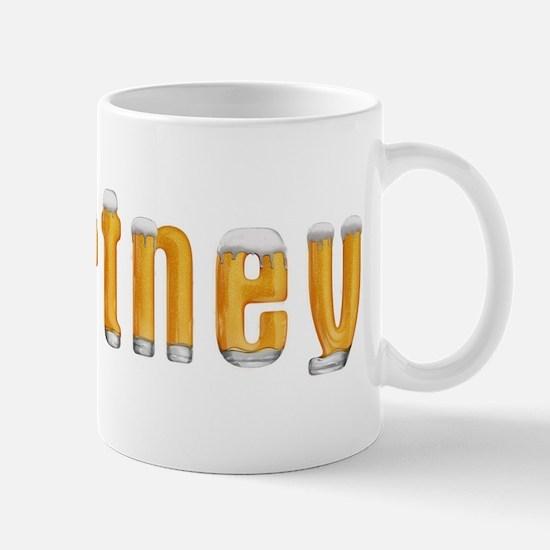 Courtney Beer Mug