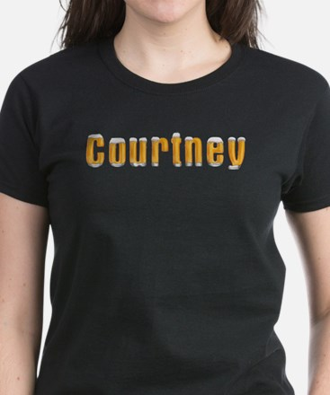 Courtney Beer Women's Dark T-Shirt