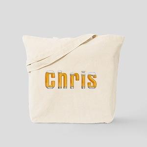 Chris Beer Tote Bag