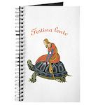 Festina Lente Journal