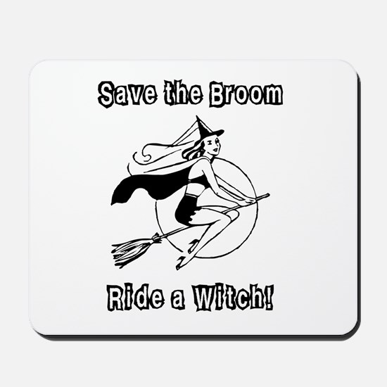 Funny Halloween Mousepad