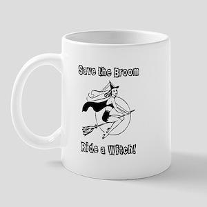 Funny Halloween Mug
