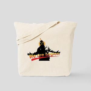 We are Legion Tote Bag