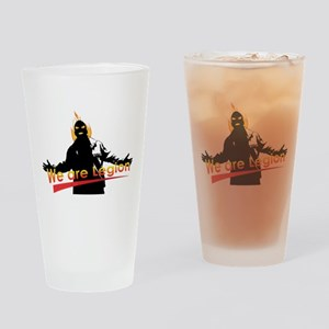 We are Legion Drinking Glass