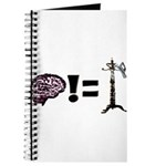 Your brain does not equal a hat rack Journal