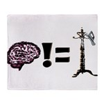 Your brain does not equal a hat rack Stadium Blan