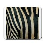 Zebra Safari Decor Mousepad