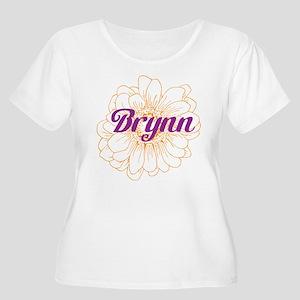 Brynn1 Women's Plus Size Scoop Neck T-Shirt
