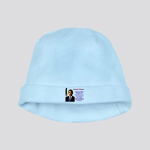 In Every Culture - Barack Obama Baby Hat