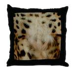 Zebra Safari Decor Throw Pillow