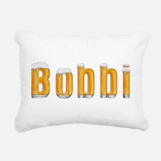 Bobbi Beer Rectangular Canvas Pillow