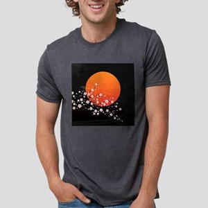 Asian Night Mens Tri-blend T-Shirt