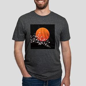 Asian Night Mens Tri-blend T-Shirt