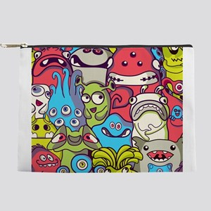 Monsters and Aliens Makeup Pouch