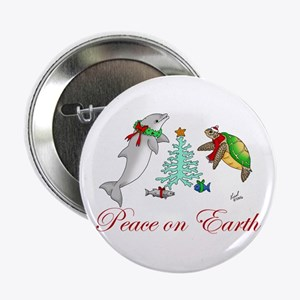 Peace on Earth Button