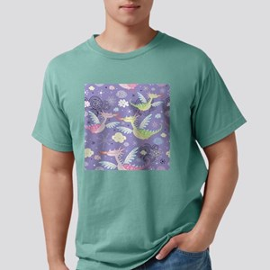 Cute Dragons Mens Comfort Colors Shirt