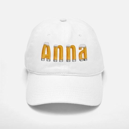 Anna Beer Baseball Baseball Cap