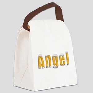 Angel Beer Canvas Lunch Bag