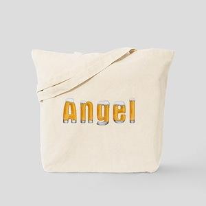Angel Beer Tote Bag