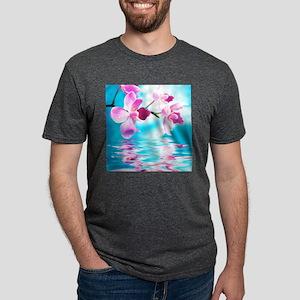 Beautiful Orchids Mens Tri-blend T-Shirt