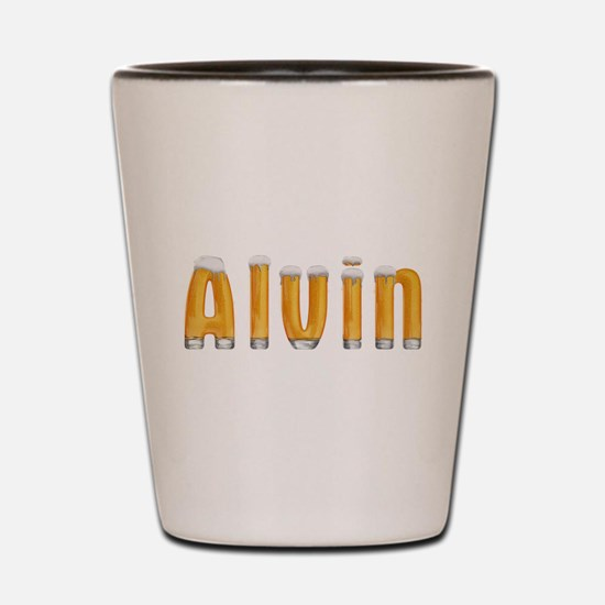 Alvin Beer Shot Glass
